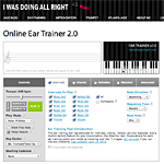 Online ear trainer - click to try!
