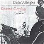 Dexter Gordon, Doin Allright